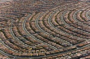 Suburban spread