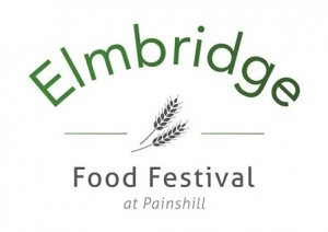 Elmbridge Food Festival Logo