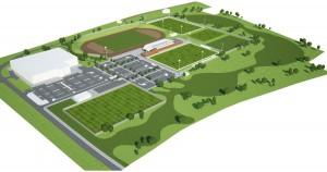 New sports hub